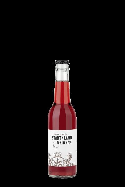 Stadt Land Weinschorle - Rot 0,275 L